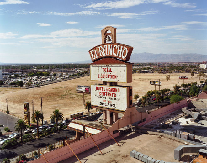 El Rancho Casino - Jane Hilton