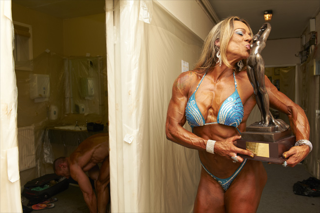 Mr & Mrs Universe - Jane Hilton